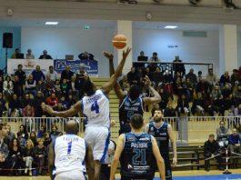 Agropoli-Latina-Basket