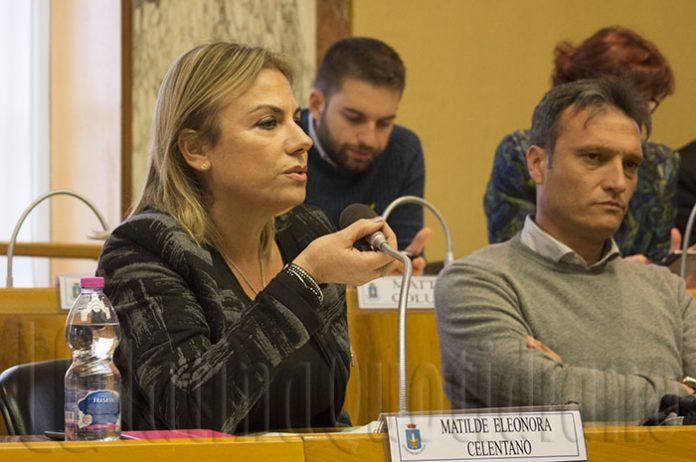 Eleonora Matilde Celentano e Andrea Marchiella