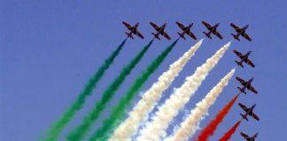 frecce_Tricolore_italia