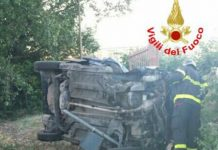 Incidente-Fondi-Via-Appia