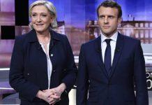 Le-Pen-Macron