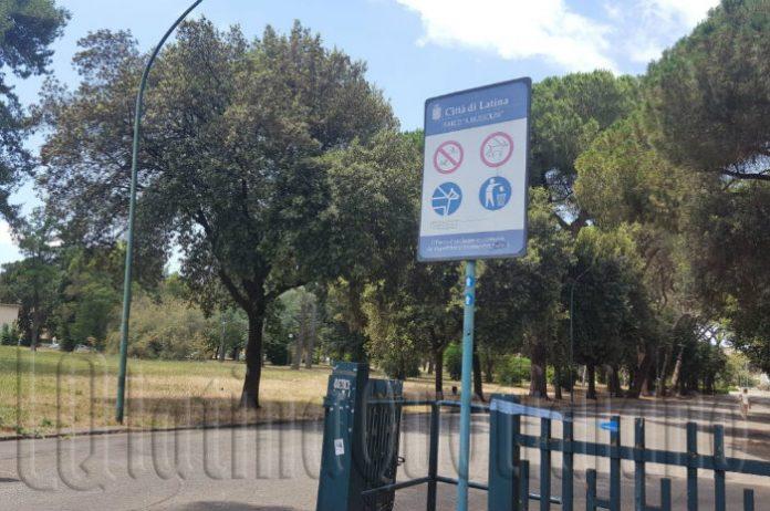 latina parco mussolini speeches - photo#10