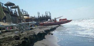 erosione-costa-Amarylli-Latina