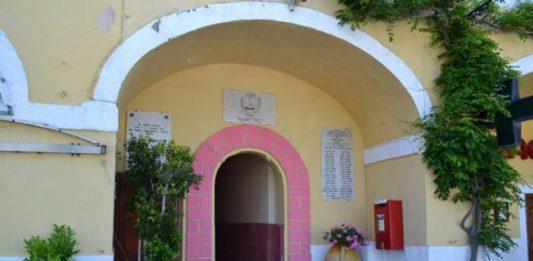 Ponza toponomastica