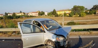 Incidente-Pontina