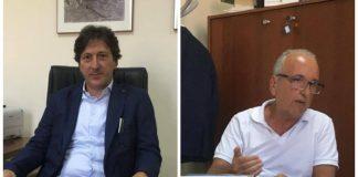 Quirino Briganti e Fabrizio Di Sauro