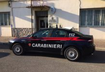 Carabinieri-Formia