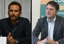 Alessandro Cozzolino e Pietro Gava