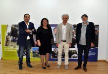Antonio Terra, Giada Gervasi, Damiano Coletta e Domenico Guidi
