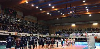 Top Volley Latina - Azimut Modena