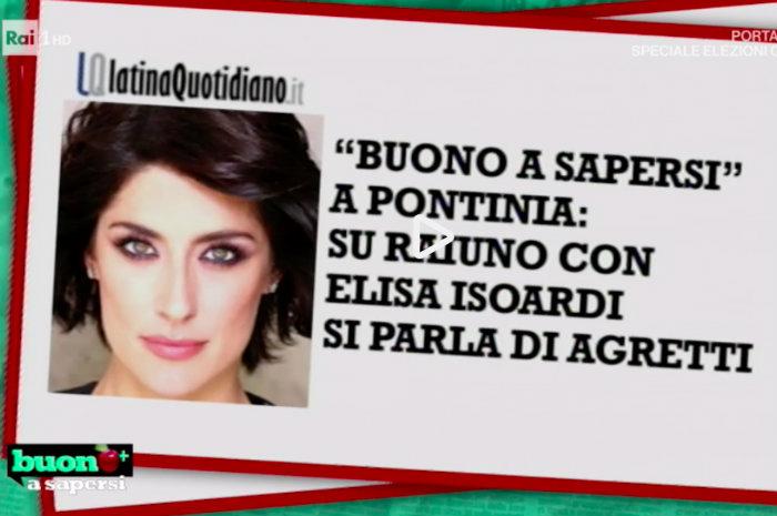 Mercato coperto di Novara in tv su Rai 1