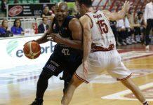 Latina Basket-Trapani