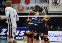 Top Volley Latina- Revivre Milano