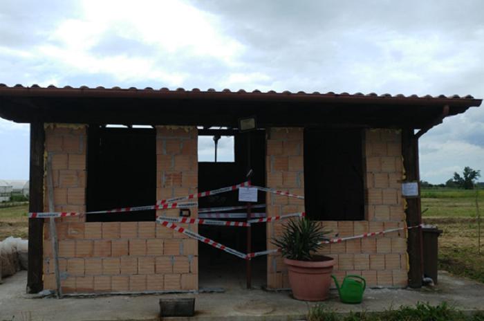 Sezze realizza una casa senza alcuna autorizzazione - Autorizzazione condominio per ampliamento piano casa ...