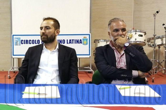 Alessandro Cozzolino ed Enrico Forte
