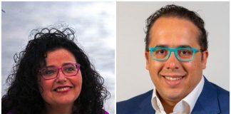 Paola Villa e Pasquale Cardillo Cupo