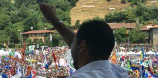 Matteo Salvini Pontida