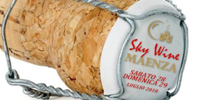 Sky Wine a Maenza