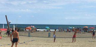 beach volley Latina