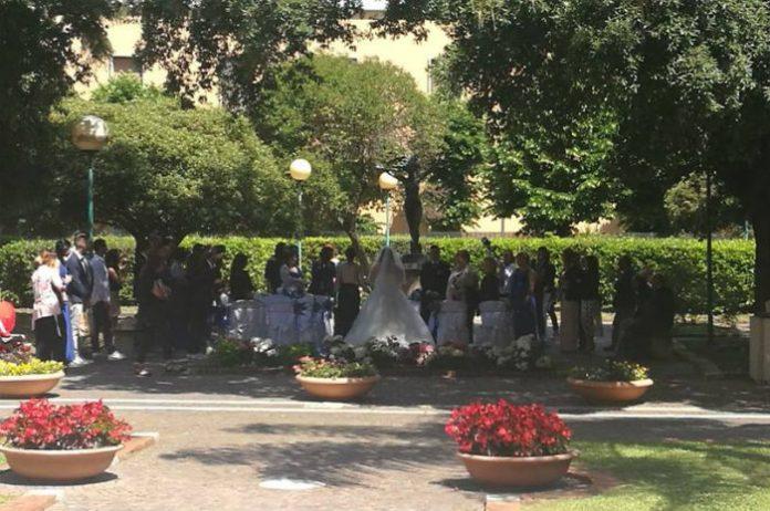 matrimonio civile Latina