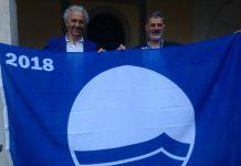 bandiera blu Latina