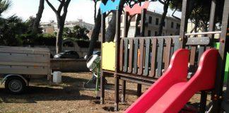 giochi Terracina Parco della Pineta