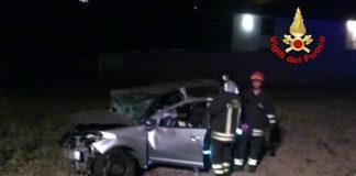 incidente mortale Alessandro Santini