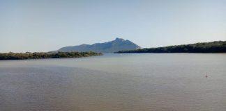 chiazza maleodorante lago di Paola