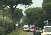 incidente mortale borgo Podgora