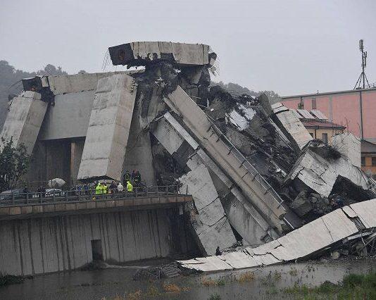 tragedia di Genova