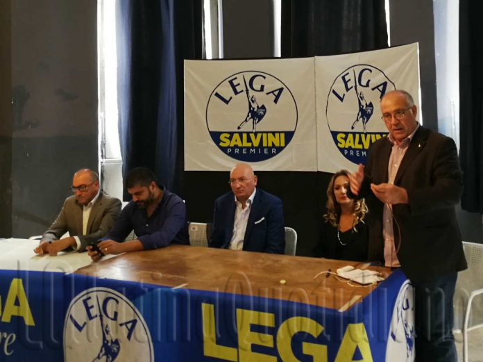 Presentazione Festa regionale della Lega