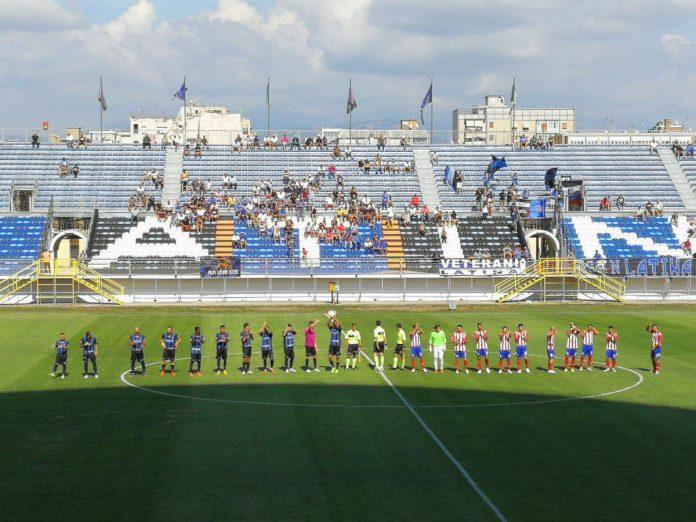 Diretta Latina Calcio 1932 - SFF Atletico