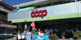 sciopero Coop