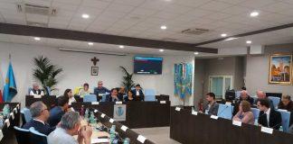 consiglio comunale Aprilia