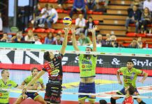 Sir Safety Perugia - Top Volley Latina