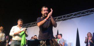Salvini a Latina