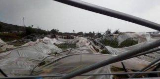 calamità naturale Sperlonga