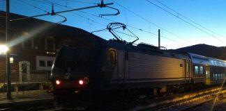 Treno Priverno