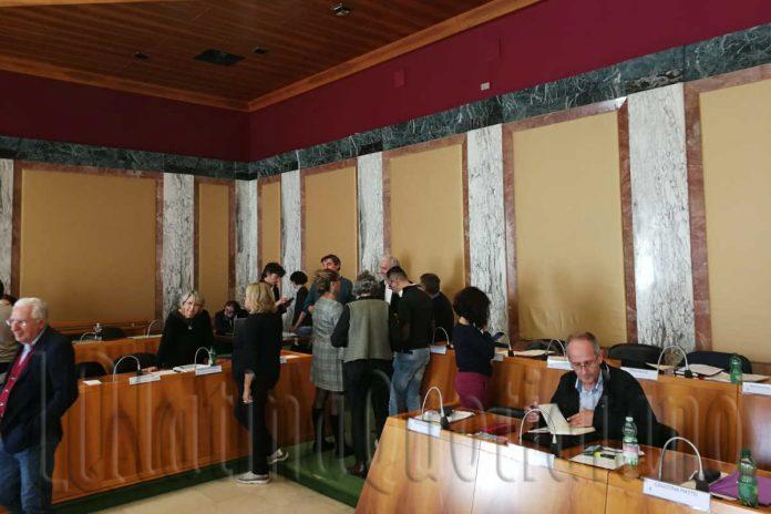 Consiglio comunale Latina LBC