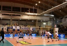 Top Volley Latina - Vibo Valentia