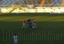 Latina Calcio - Budoni