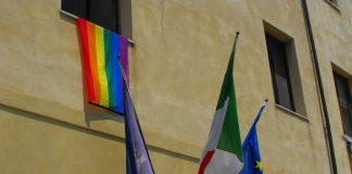 bandiera Lgbt Formia