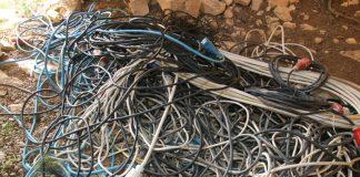 morte per cavi elettrici