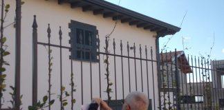 sequestro villa Cori