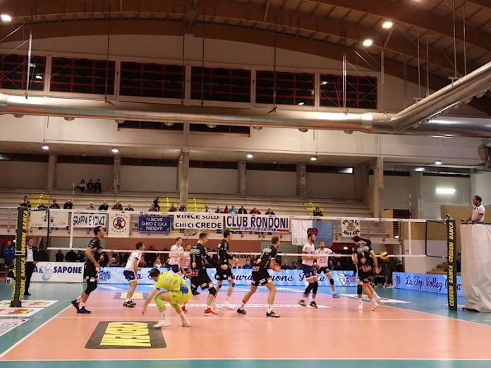 Top Volley Latina - Padova