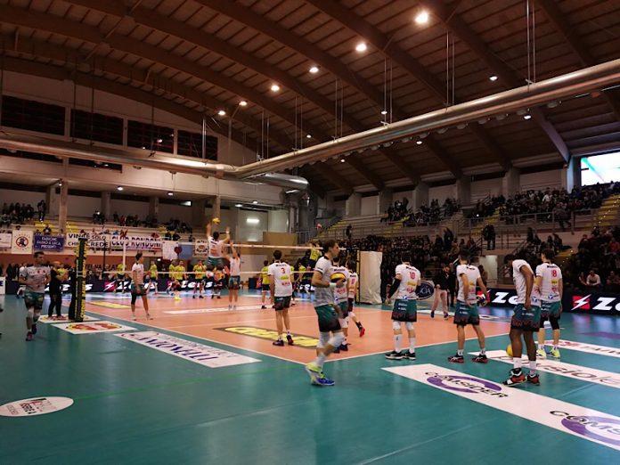 Top Volley Latina - Perugia