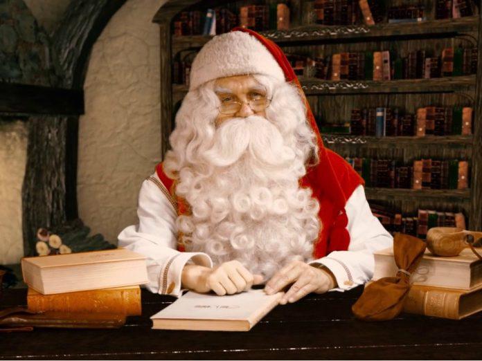 Casa di Babbo Natale Minturno