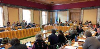 Consiglio comunale Latina
