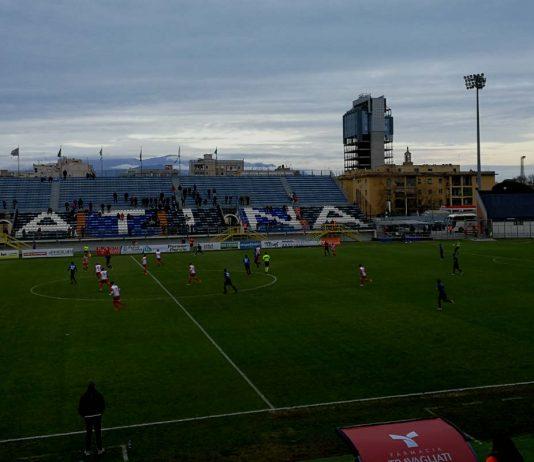 Latina-Anagni 0-1