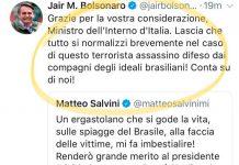 estradizione di Cesare Battisti